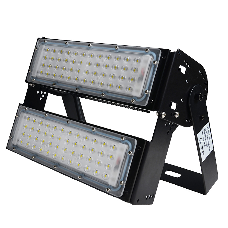 400W Modular flood light