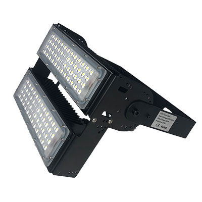 100W Modular flood light